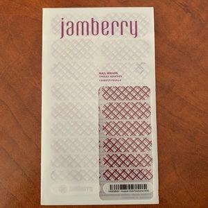 Jamberry August 2016 Hostess Wrap. Full sheet.